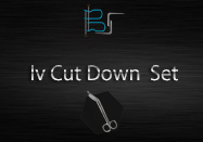 iv-cut-down-set